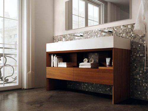 Muebles De Madera Para Baños Los muebles de madera para baños han