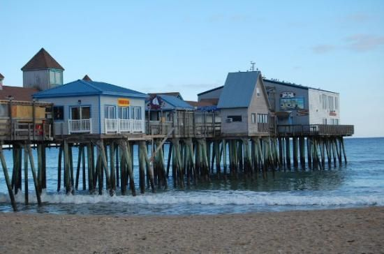 Old Orchard Beach Pier Portland Or Old Orchard Beach Maine Old Orchard Beach Old Orchard