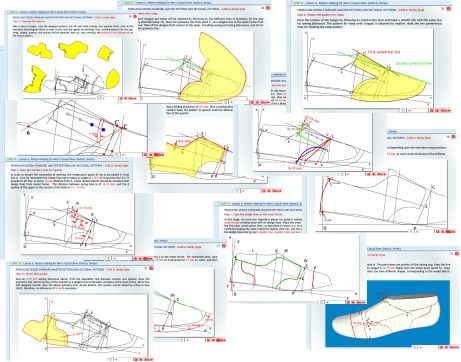 Pattern Making For Men Casual Shoe Make Your Own Shoes Mens