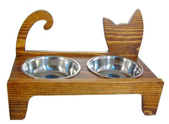 Photo of Alimentador de gatos elevado