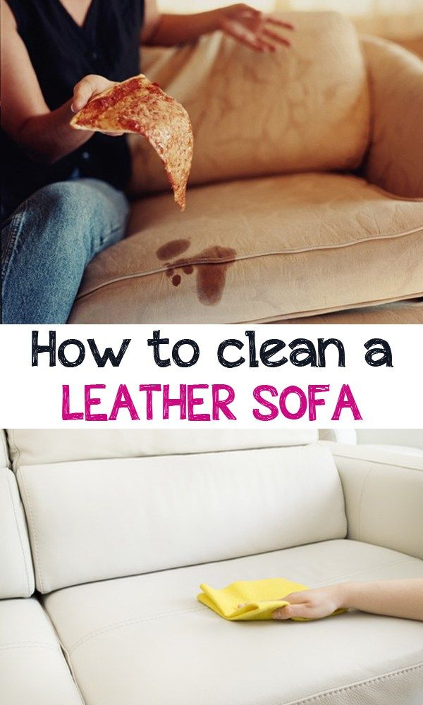 How To Clean A Leather Sofa Leather Sofa Cleaning Leather Couch