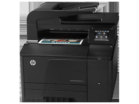 Hp Laserjet Pro 200 Color Mfp M276nw Hp Official Store Laser Printer Printer Multifunction Printer