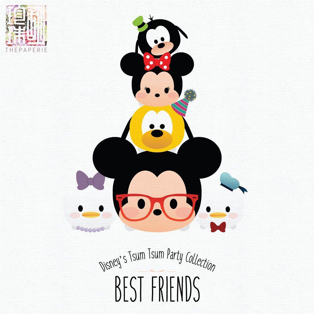 Tsum Tsum Mickey De Disney Y De Personajes De Amigos 300 Ppi Disney Tsum Tsum Tsum Tsum Mickey Tsum Tsum Party