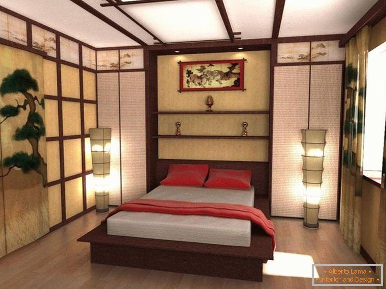 Keleti Stilus A Belso Terben 55 Fenykep A Legjobb Otletek Japanese Style Bedroom Japanese Bedroom Bedroom Design