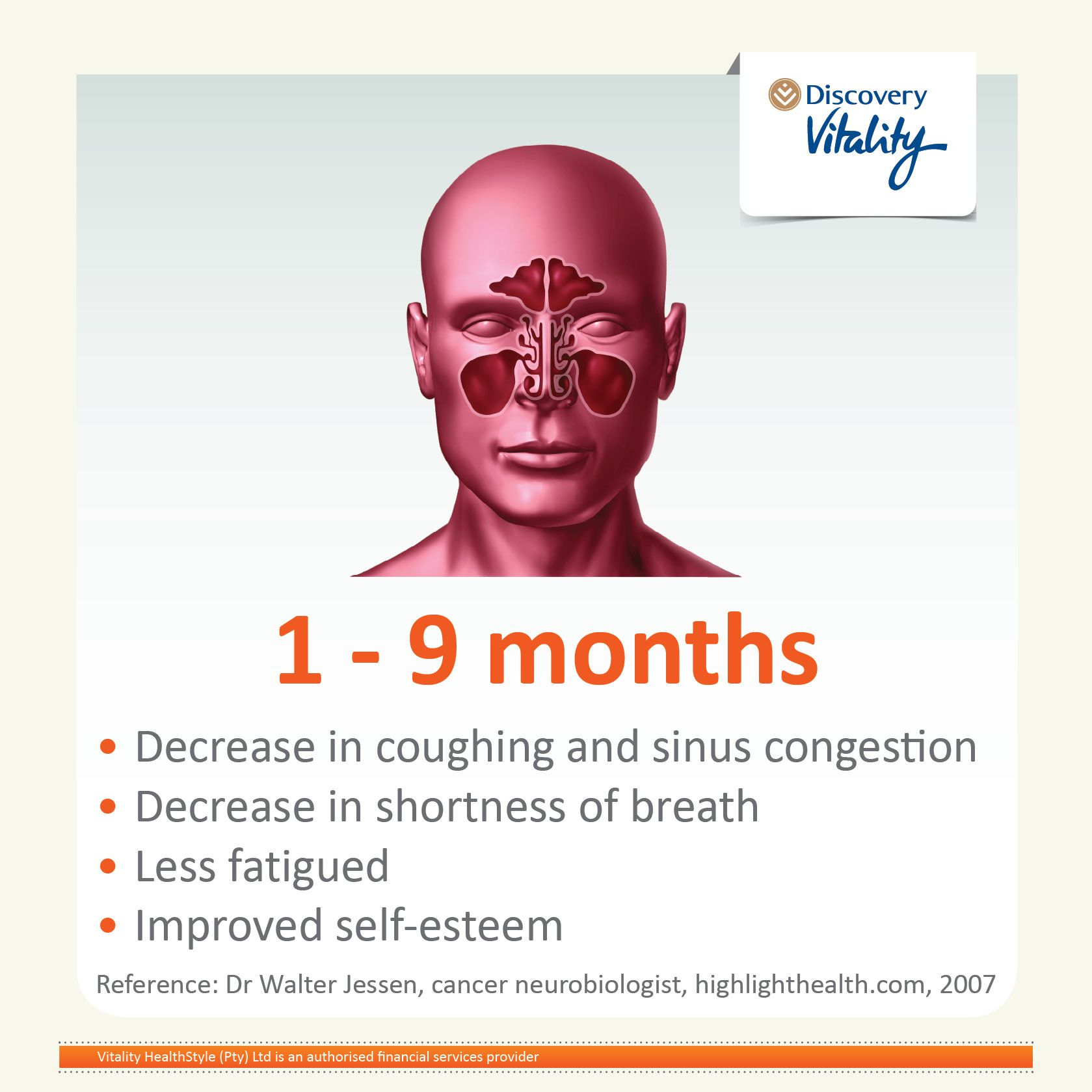 healthbenefits, 1 - 9 months after quitting smoking | Keep calm ...
