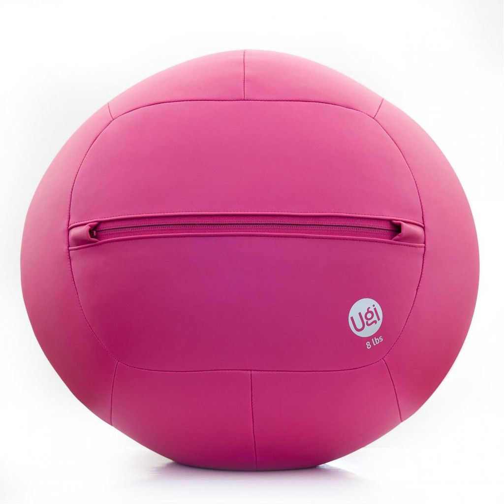 Ugi Fitness PINK BALL 8 LBS - $129.00   Ahorra 20% ingresando el código: BodyRock30   (Incluye envío gratis)