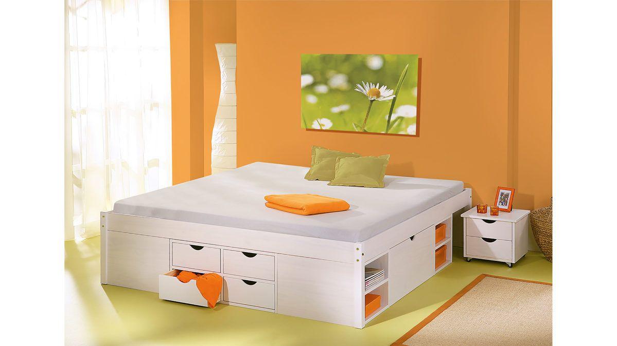 Spectacular Mit einem Funktionsbett wie dem Schubkastenbett Till schaffen Sie Ordnung in Ihrem Schlafzimmer Das Liegem bel