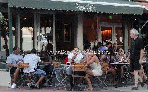 Restaurant News Cafe Miami South Beach Florida Menu Dress Code Reviews South Beach Florida South Beach Miami South Beach