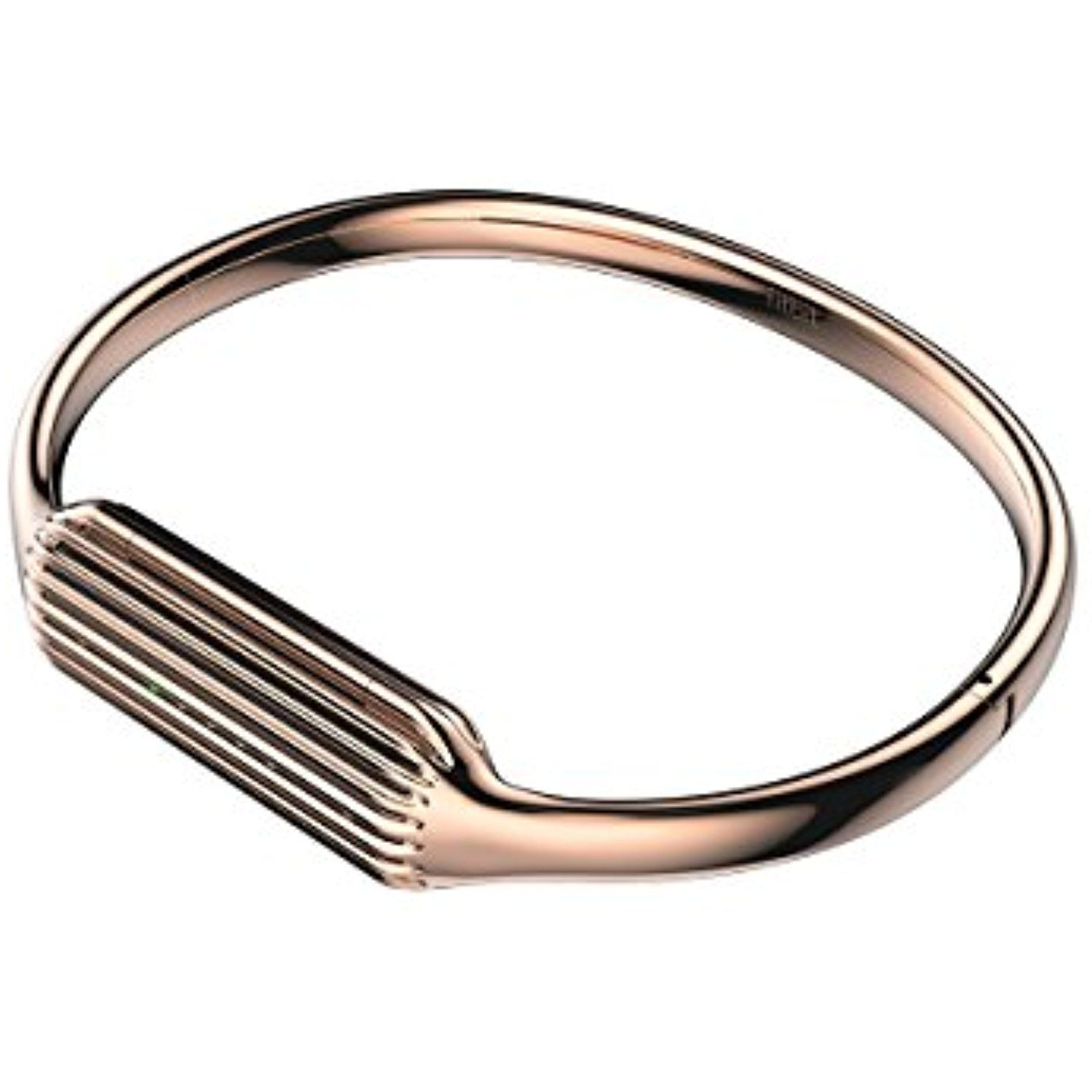 Fitbit flex accessory bangle rose gold large want to know