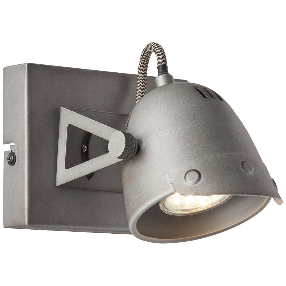 Wand Industrie Leuchte Lampe Beleuchtung 1er Spot Strahler Ka Metallfarbend Neu Ebay In 2020 Beleuchtung Strahler Lampe