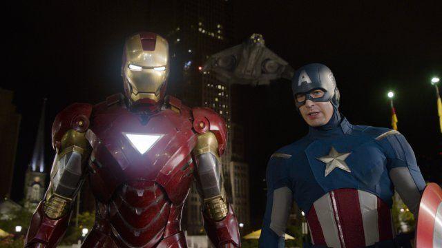The Avengers D Avengers Movies Captain America Iron Man Captain America
