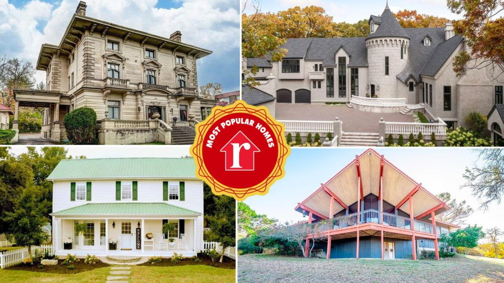 Classic And Cheap Cincinnati Mansion Is The Week S Most Popular