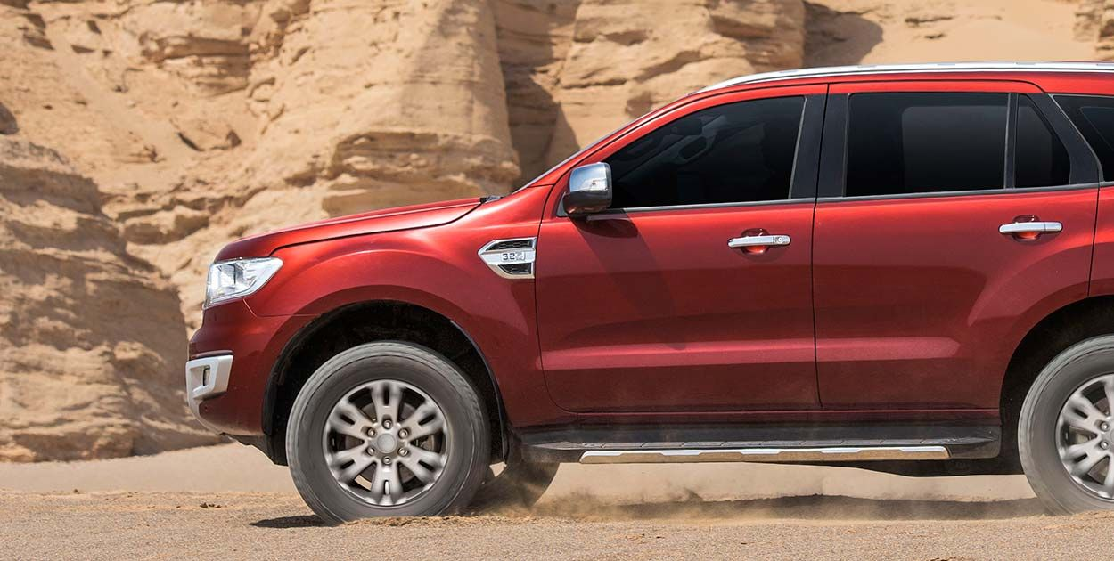 Ford Endeavour Suv Price Reviews Specs Mileage Ford India