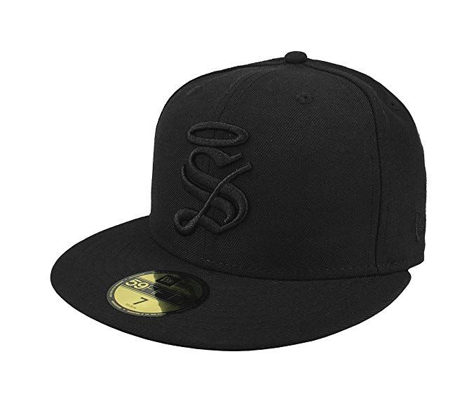 95ab16eb19b1f New Era 59Fifty Hat Santos Laguna Soccer Club Mexican League Liga MX Black  Cap Review
