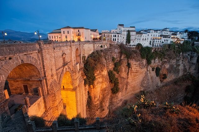 Ronda Málaga Spain Travel Around The World Places To See Places To Go