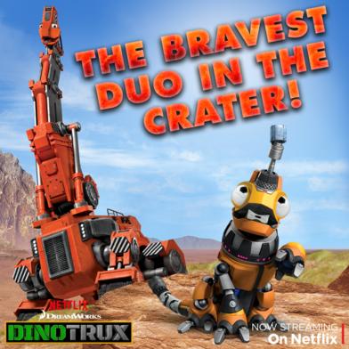 Dinotrux Spielzeug