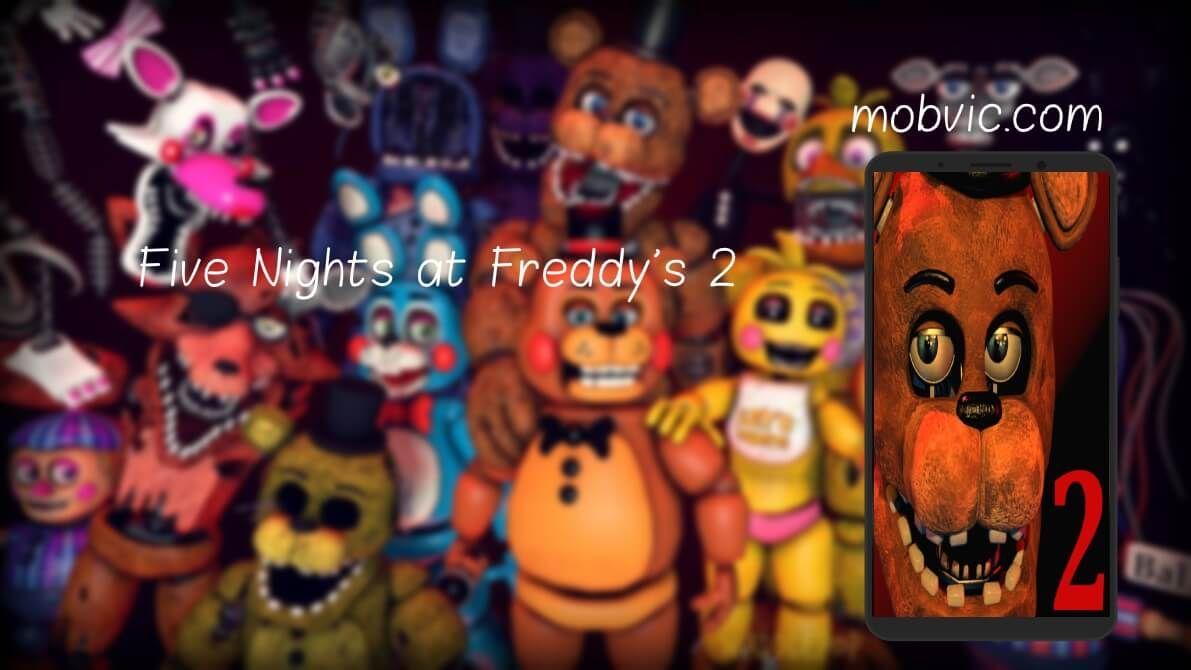 تحميل لعبة فيڤ نيجتس ات فريديس 2 Five Nights At Freddy S للاندرويد Mickey Mouse Five Night Mickey
