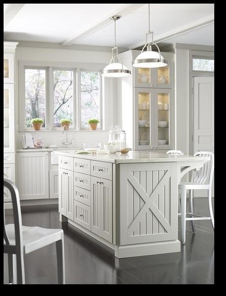 martha stewart kitchen cabinets | ... Cabinet Hardware Seal Harbor