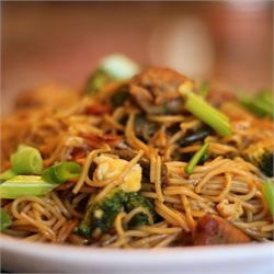 Chinese Noodle Chicken - Allrecipes.com