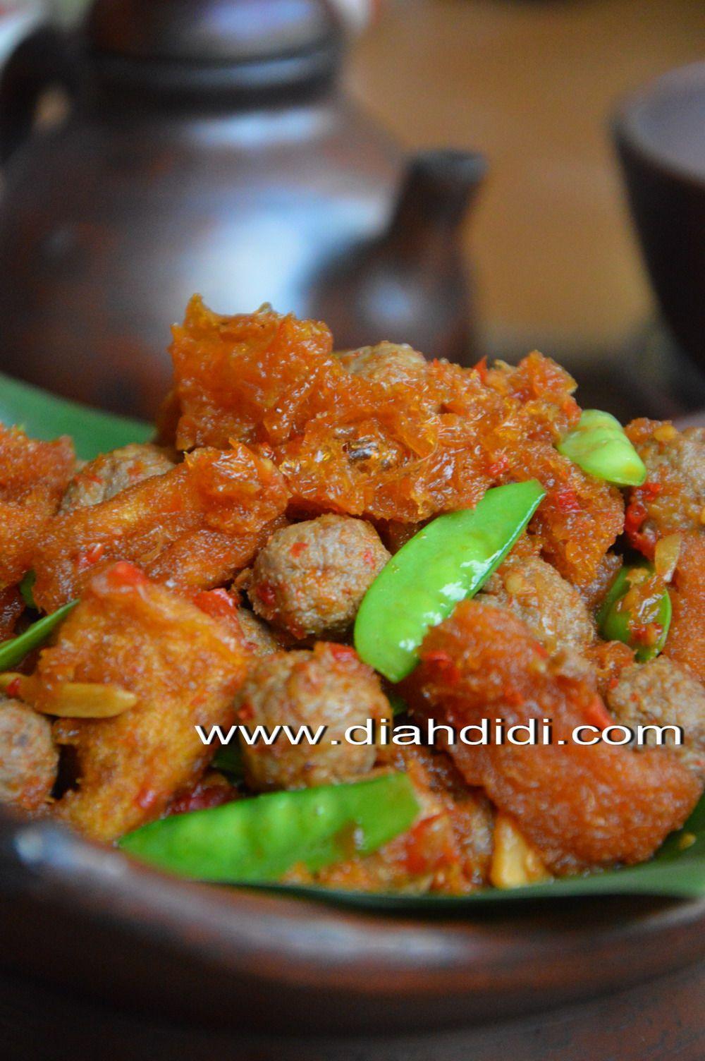 Inspirasi Menu Buka Puasa Hari Ke 26 Menu Lebaran Sambel Goreng Kreni Yogya Resep Makanan Cina Resep Masakan Resep Masakan Indonesia