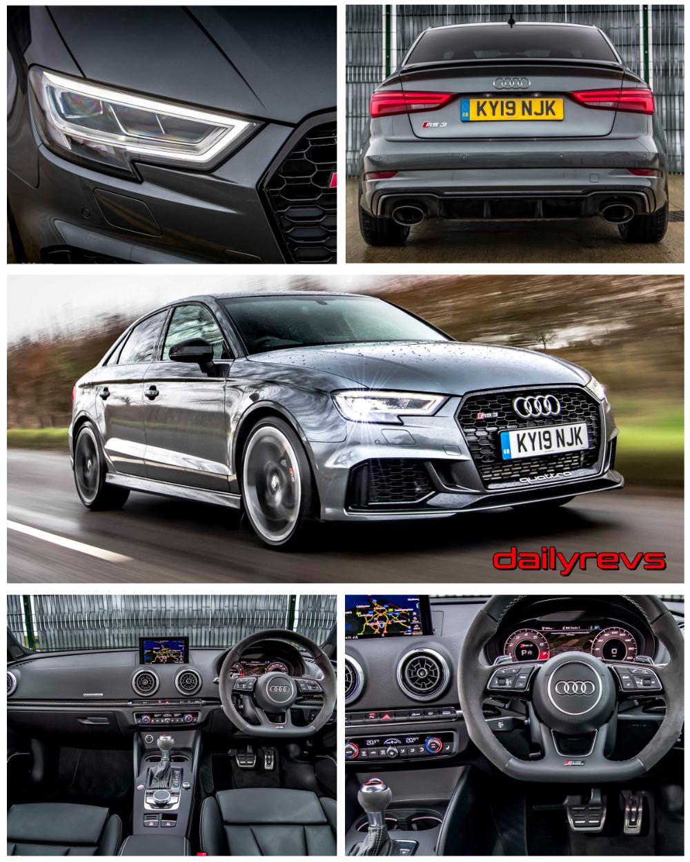2020 Audi Rs 3 Sedan Uk Hd Pictures Videos Specs Information Audi Rs Audi Sedan