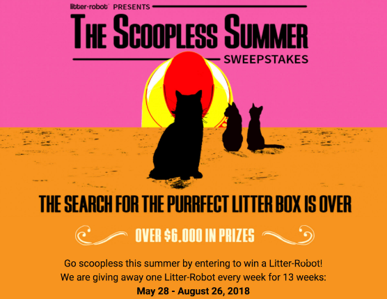 Pin by on Giveaways Litter robot, Summer