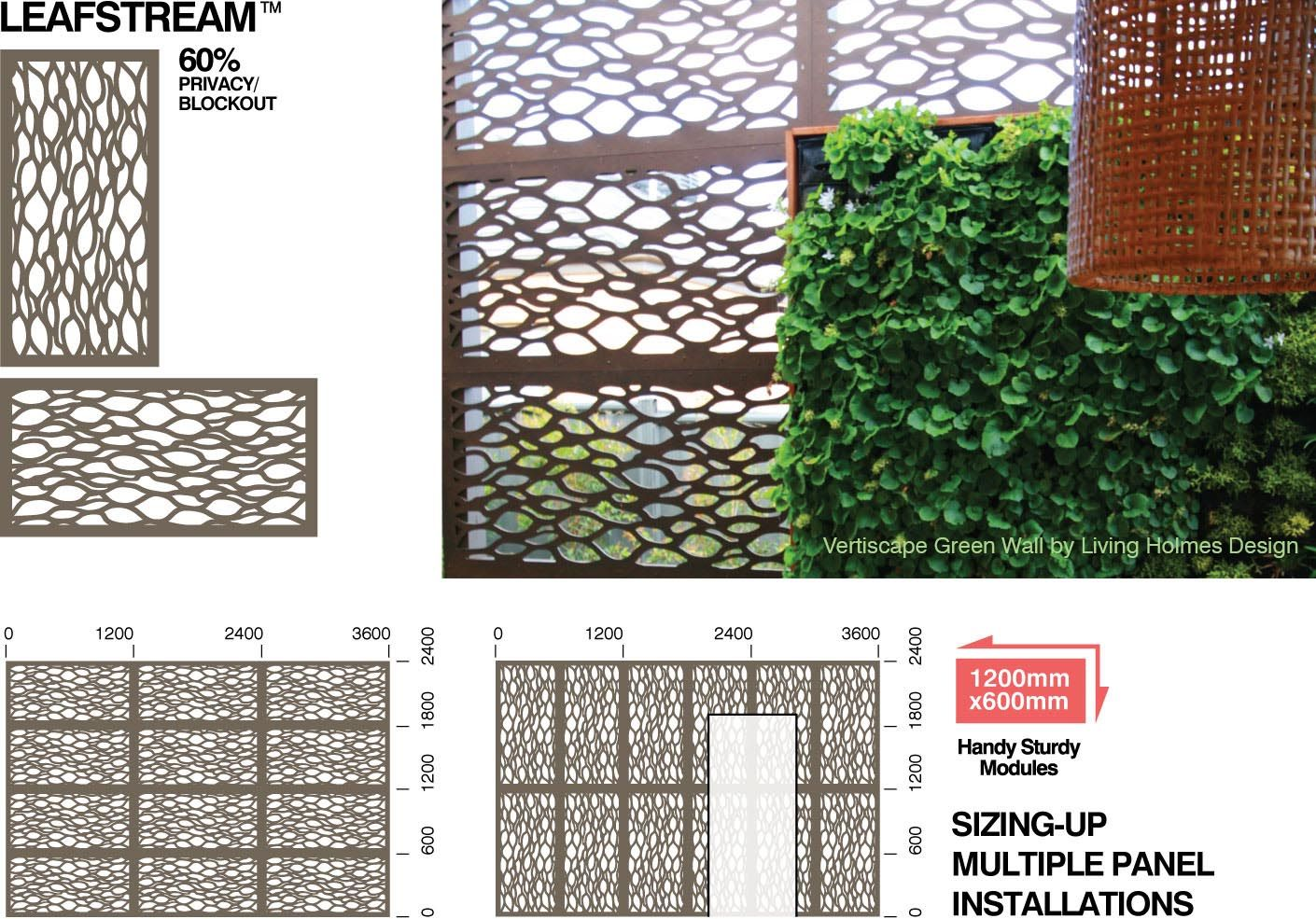 OUTDECO® Gardenscreen™ Archives - Vertical Gardens Australia ...