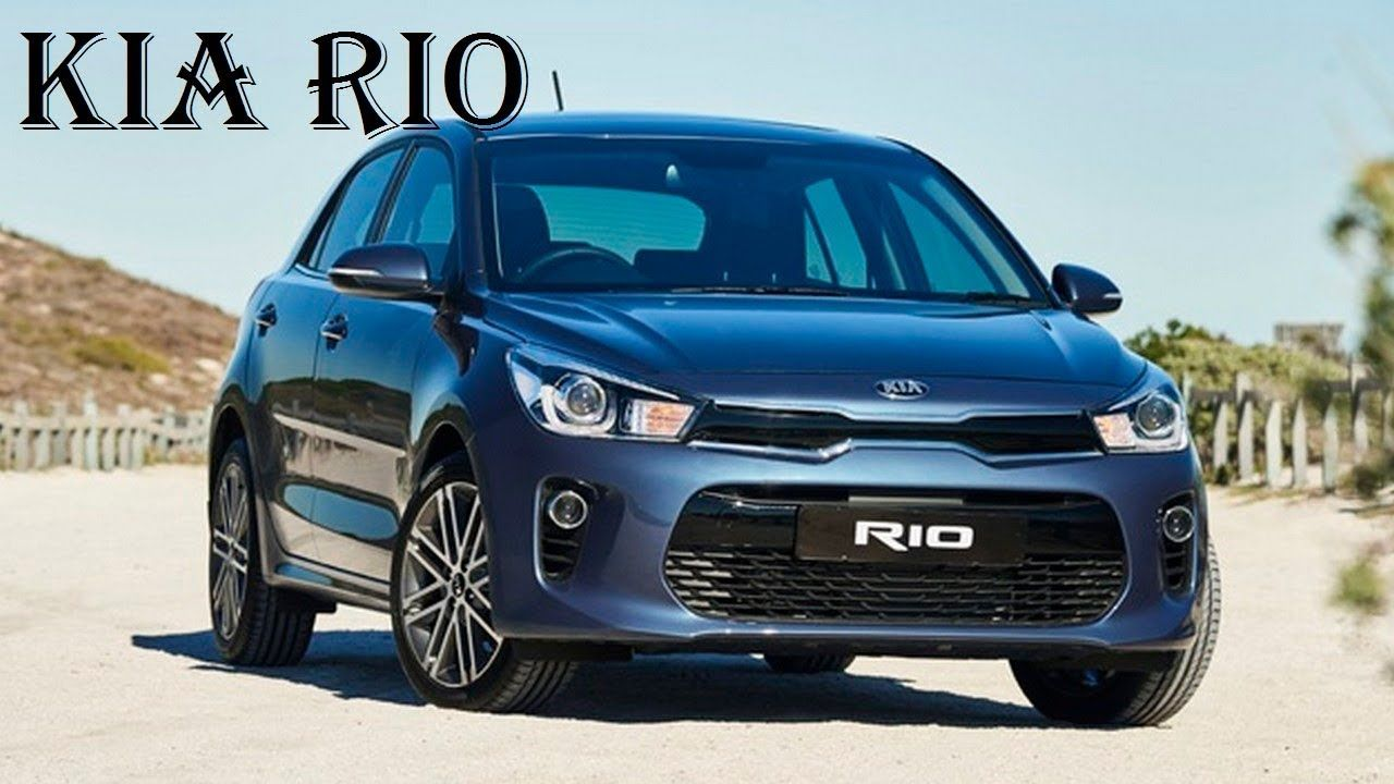 Kia Rio 2017 Mpg Hatcback Review Interior Engine Specs