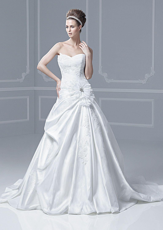 Blue by enzoani bridal gown style flint wedding uc pinterest