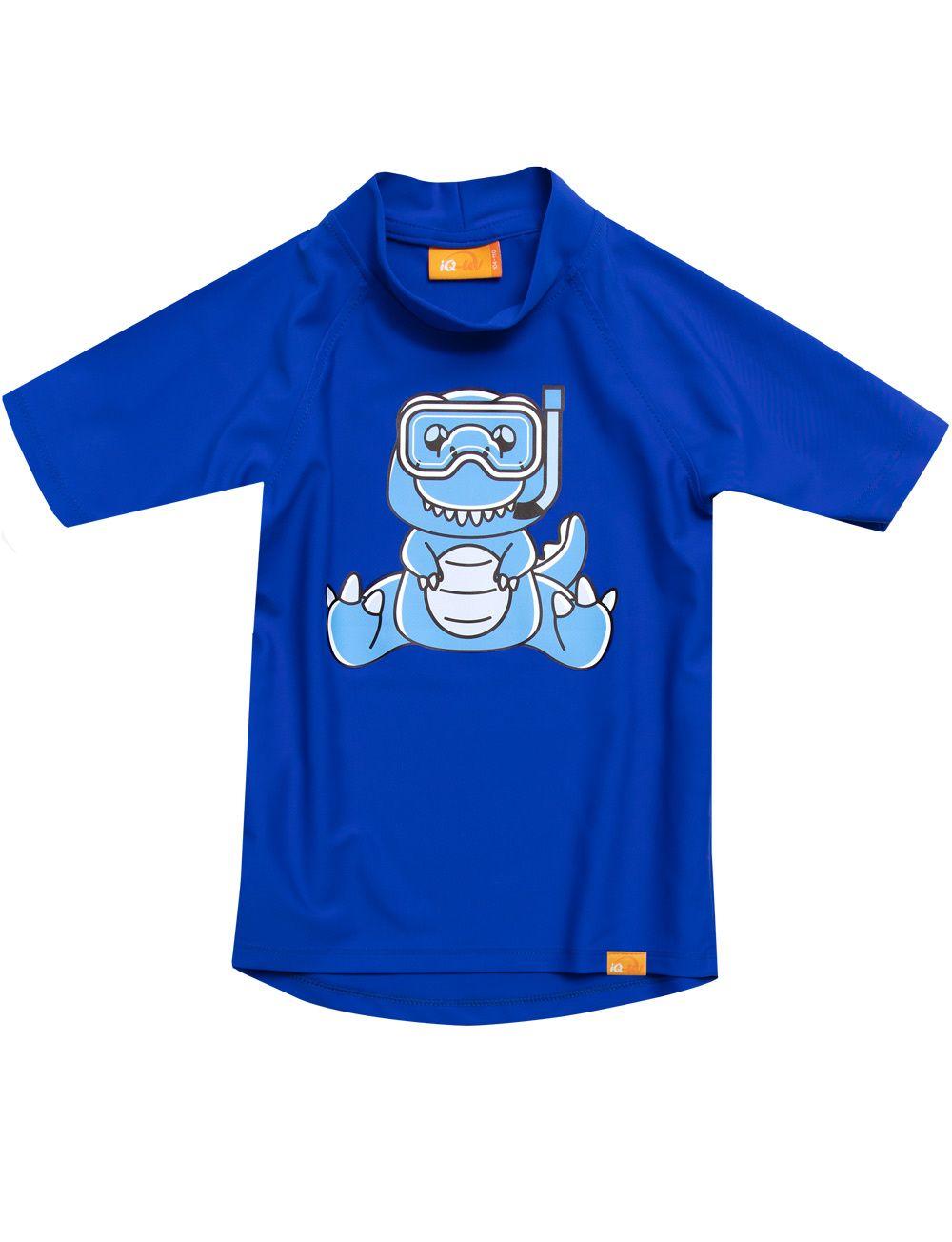 baceafb50ca8b9 IQ-UV UV werend shirt - Dino - IQ-UV | UV Shirts - Zwemkleding