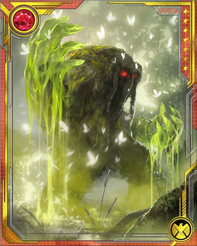 RPGOTG - [Fear Monster] Man-Thing+