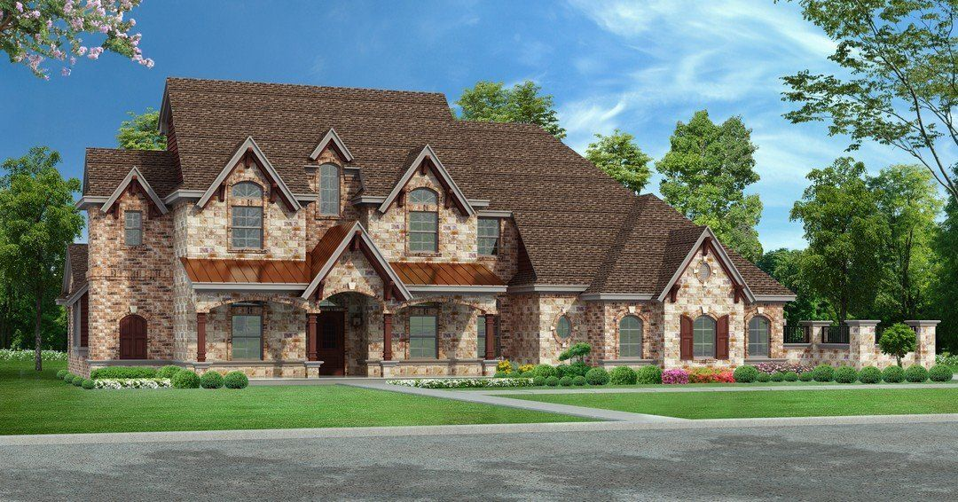 House Plan 015 1292