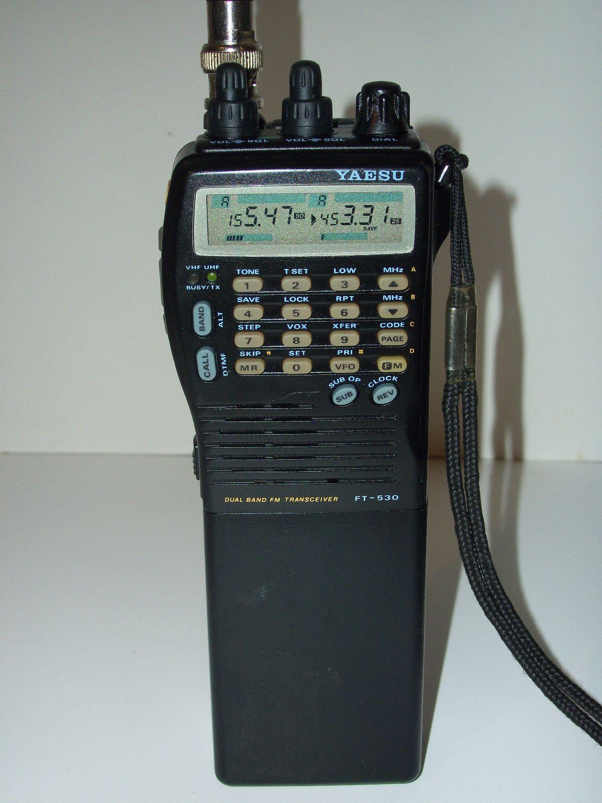 yaesu ft 530 radio amateur pinterest ham radio and ham rh pinterest com