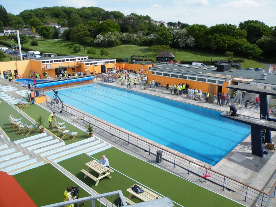 Portishead Lido | Swimming pools, Pool, Swimming