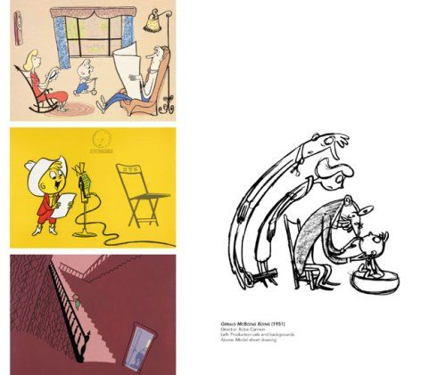 Cartoon Modern: Style and Design in 1950s Animation