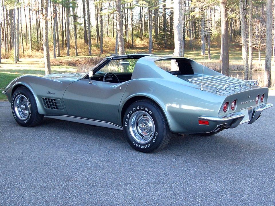1971 Chevrolet Corvette for sale near Raleigh, North