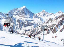Neve senza frontiere. Un abbonamento unico per San Domenico ed il comprensorio dell' Aletsch - Ossola 24 notizie