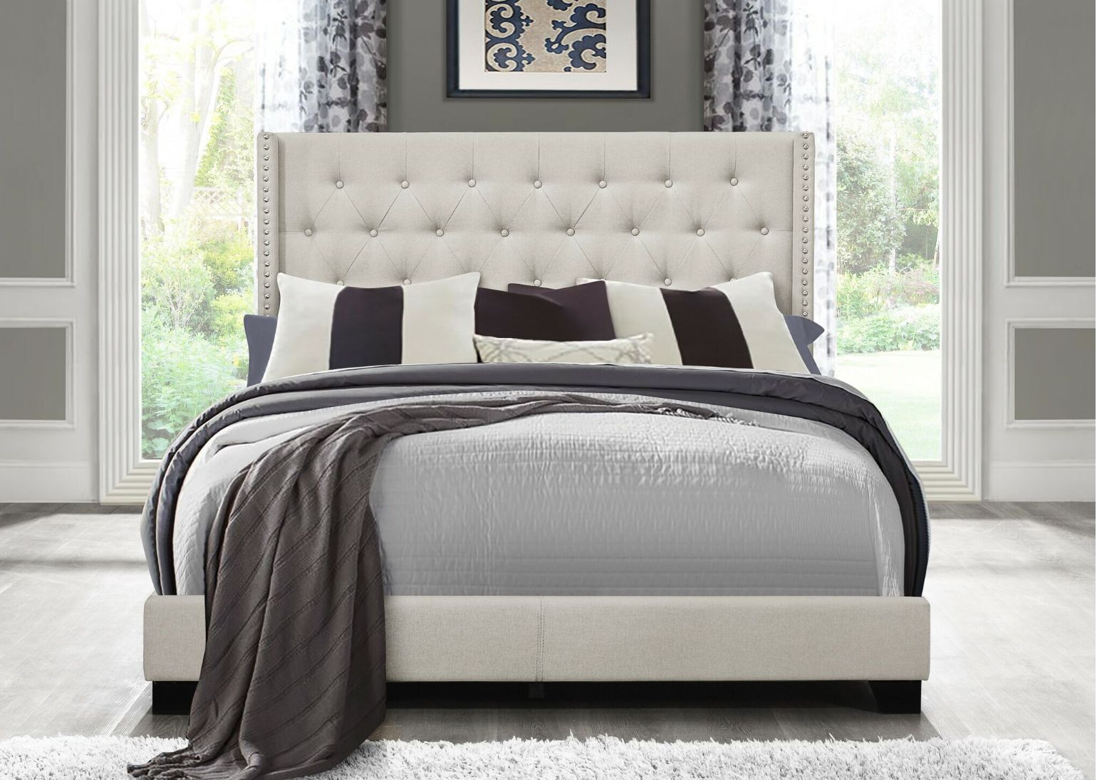 By Grayleigh in 2020 Upholstered platform bed