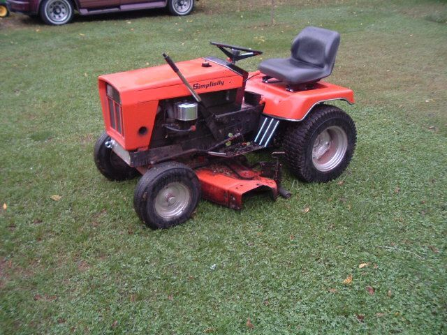 One Of The Best And Most Dependable Tractors I Had A Simplicity