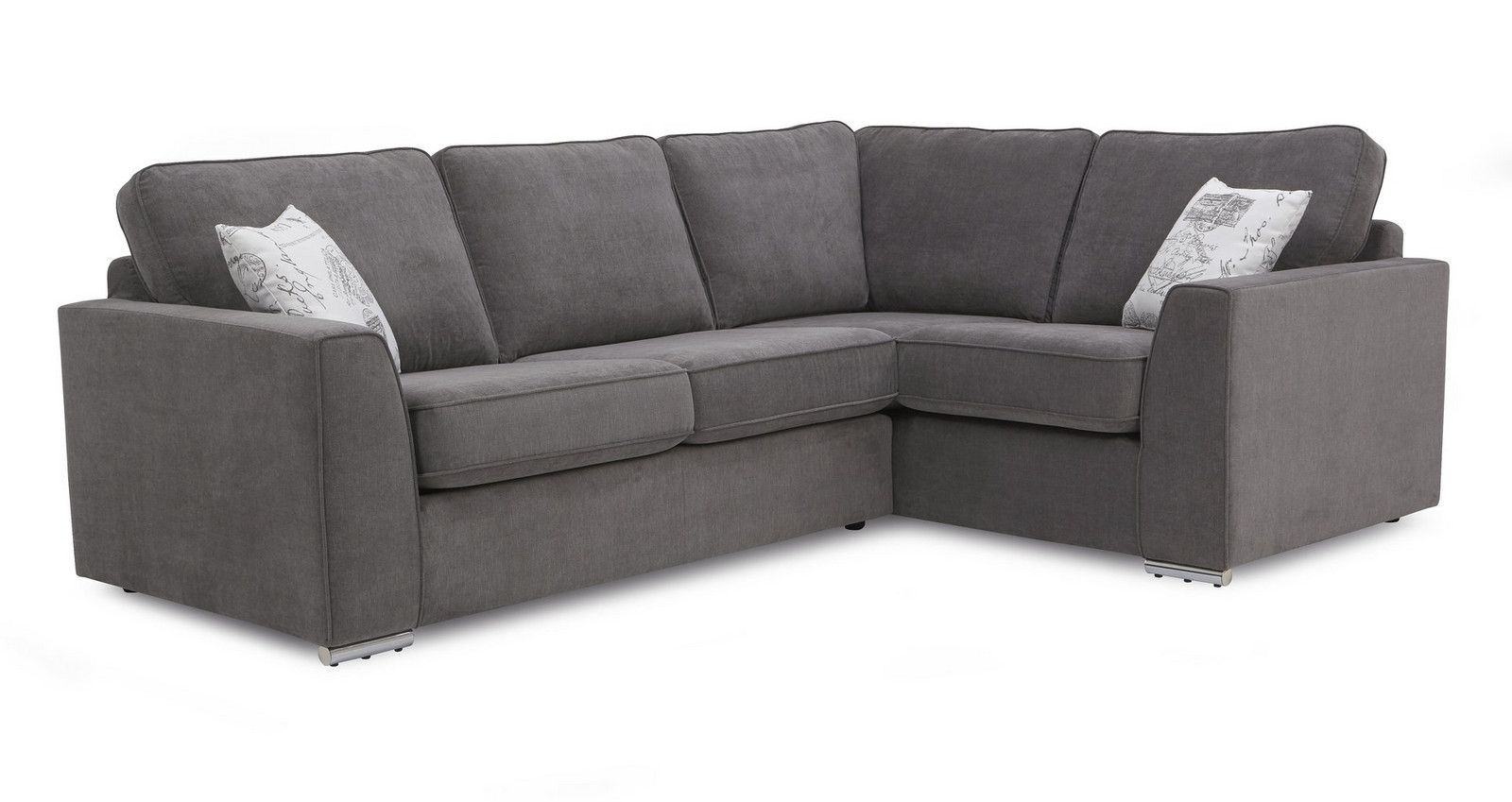 Skill Left Hand Facing Corner Sofa Plaza Dfs Beds