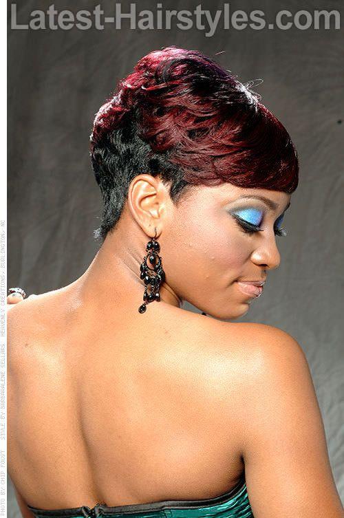 Superb 1000 Images About Short Hair Styles On Pinterest Black Women Short Hairstyles Gunalazisus