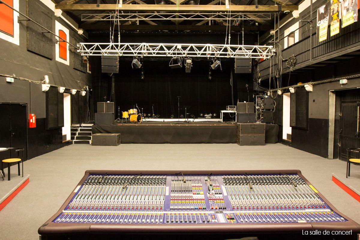 salle concert angouleme