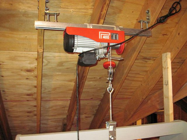 Attic Lift Hoist