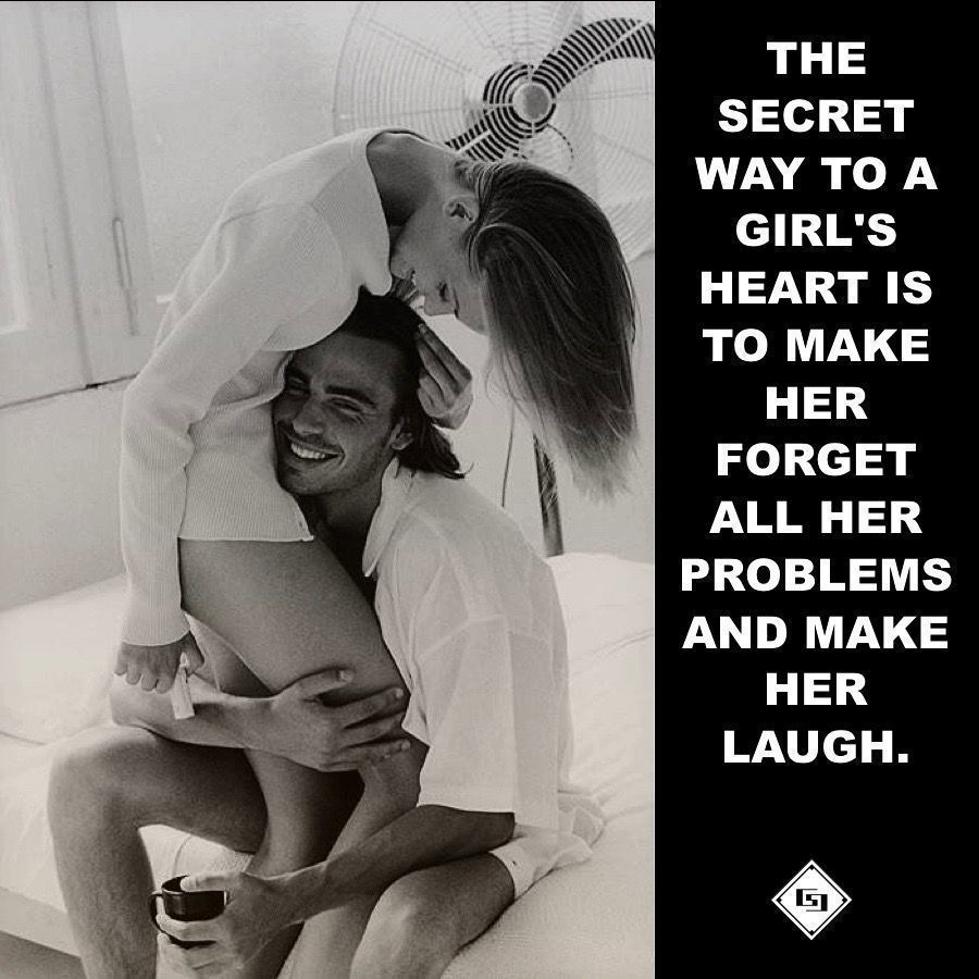 The secret way to a girl's heart is to make her forget all her problems and make her laugh.  | Chivalry | Gentleman's Essentials      www.gentlemans-essentials.com #gentleman #chivalry #chivalryquotes The secret way to a girl's heart is to make her forget all her problems and make her laugh.  | Chivalry | Gentleman's Essentials      www.gentlemans-essentials.com #gentleman #chivalry #chivalryquotes The secret way to a girl's heart is to make her forget all her problems and make her laugh.  | Chi #chivalryquotes
