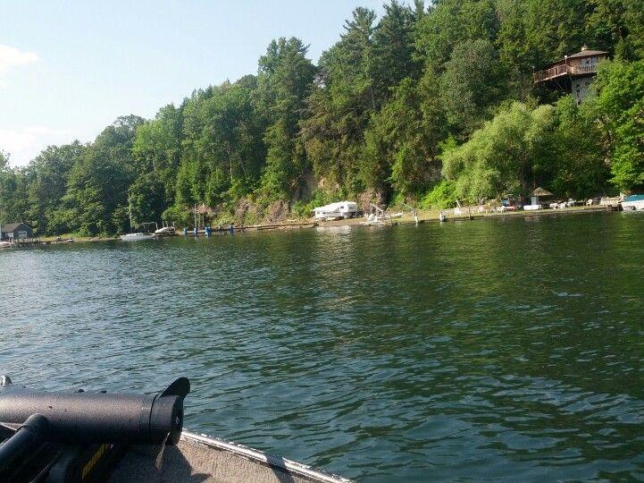 Fishing on cayuga lake cayuga lake cayuga lake