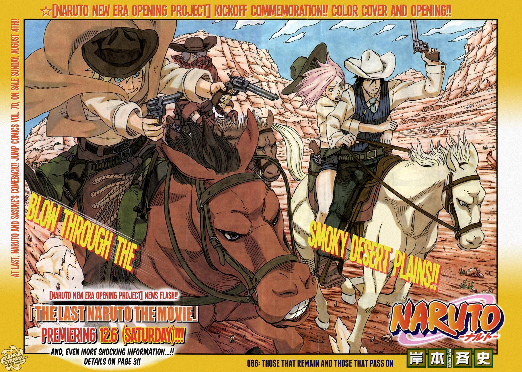 Naruto 686 - Read Online & Direct Download @ Starkana | Naruto Luvs ...