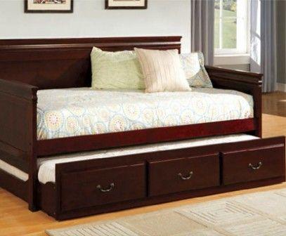 Única en su estilo y muy funcional es la cama de dia Savannah que ...