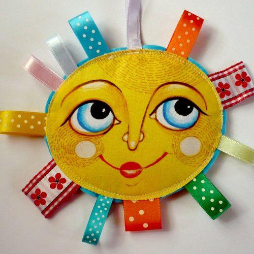 Sluníčko je vždycky optimista