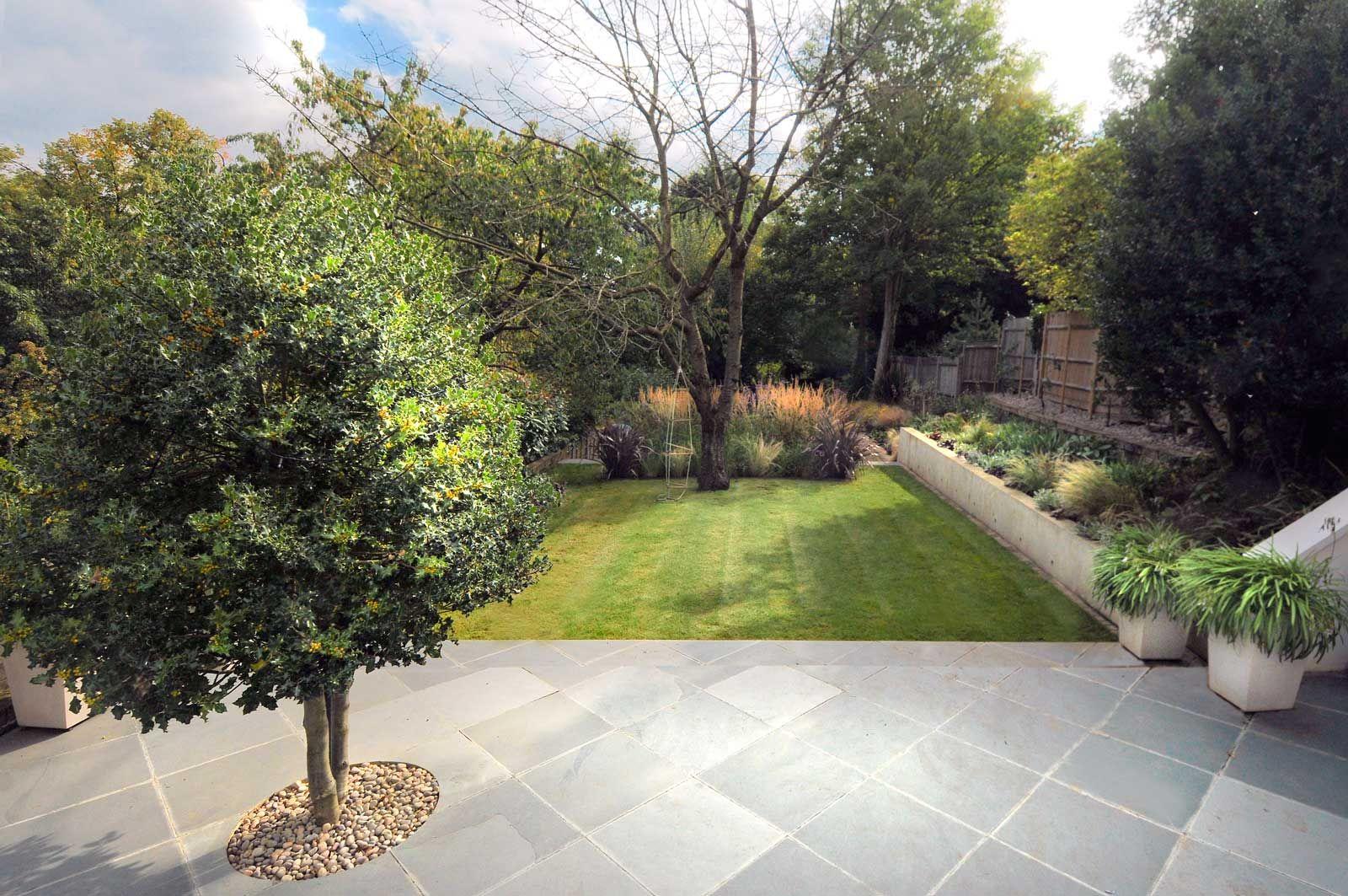 Garden Design In Crystal Palace South East London Jardines Diseno De Jardin Paisajismo