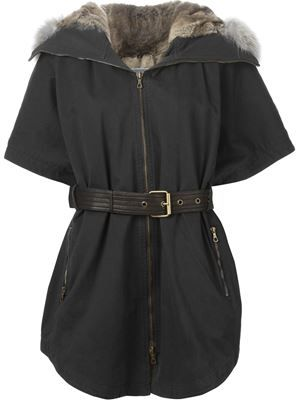 Куртка с короткими рукавами